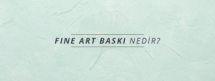 Fine Art Baskı Nedir? | OMNE