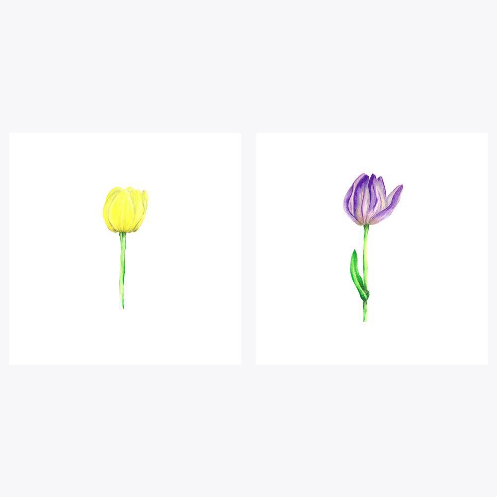 2'li Lale | Fine Art Print